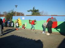 La semaine des couleurs (mois de novembre 2011)