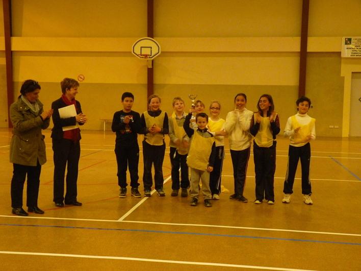 Le handball à l'honneur à Sainte Geneviève