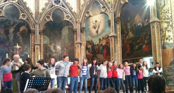 Ouverture de la chorale 2012-2013 !!