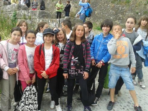 Les CM1-CM2 à la conquête de Carcassonne