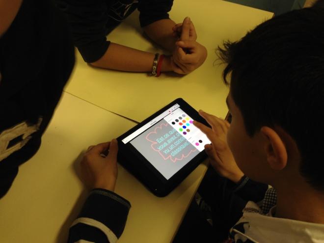 Des iPads en éducation musicale !