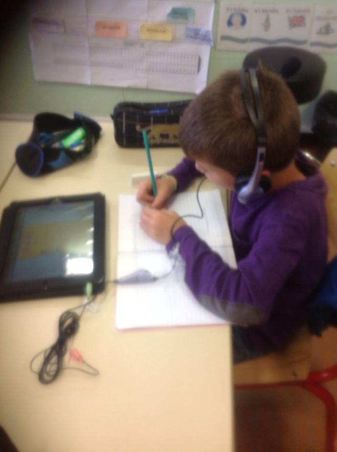 L'école Sainte-Geneviève à l'ère  du numérique