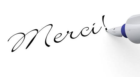 Marché de Noël, MERCI A TOUS !
