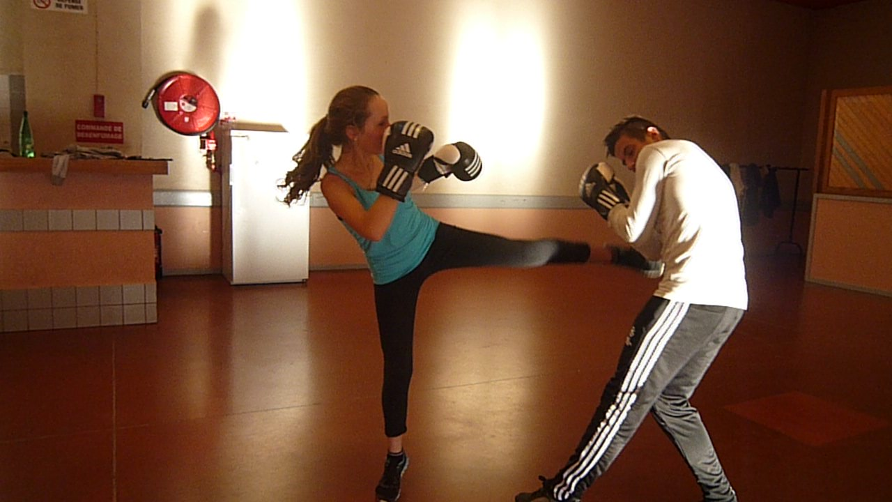 Intervention de Boxe Française en EPS