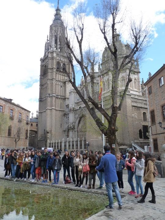 Découverte culturelle, gastronomique et humaine cette année en Espagne.