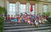 Sortie de fin d'année des PS/MS au château de Bergues