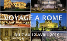 Destination ROME !